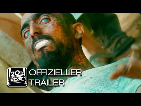 The Pyramid - Grab des Grauens | Offizieller Trailer #1 | Deutsch HD