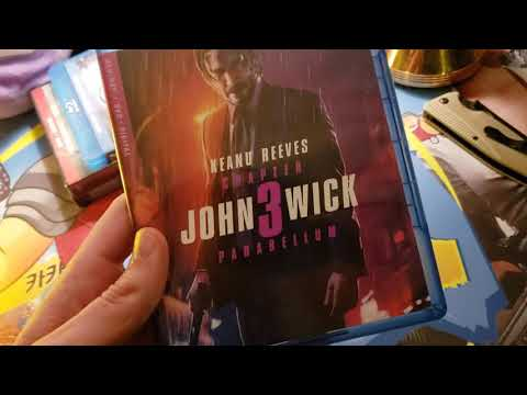 Free John Wick 3 Movie Digital Download Code - One Time Use