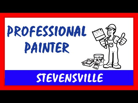 Painting Company Stevensville Md. – Professional House Painting Services
