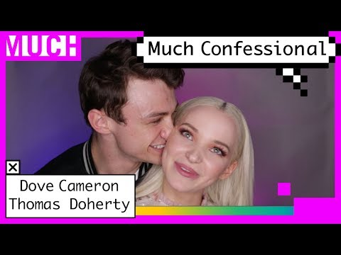 Dove Cameron Brings Boyfriend Thomas Doherty to MMVAs