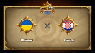 UKR vs HRV, game 1