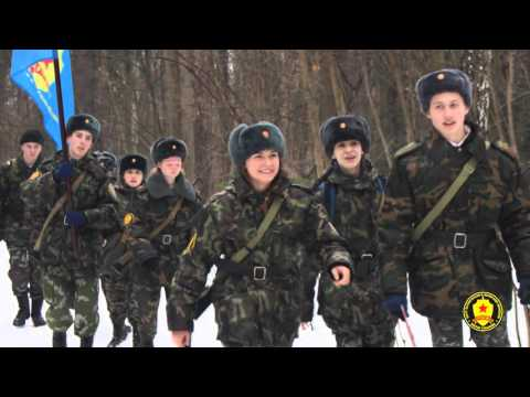 Военно-тактическая игра 2016 март