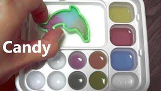 popin' cookin' 6 - DIY Gummy Candy Kit (ASMR)