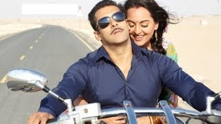 Salman Khan and Sonakshi Sinha - Saanson Ne - Song Video - Dabangg 2