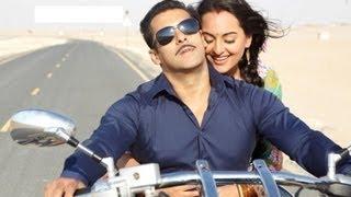 Salman Khan and Sonakshi Sinha - Saanson Ne - Song Video - Dabangg 2