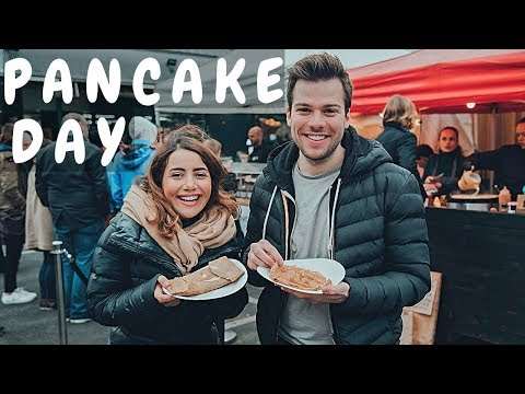 5 Things You Need To Know About PANCAKE DAY In The UK 🇬🇧
