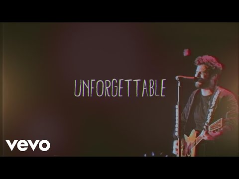 Video Thomas Rhett - Unforgettable (Lyric Video) download in MP3, 3GP, MP4, WEBM, AVI, FLV January 2017