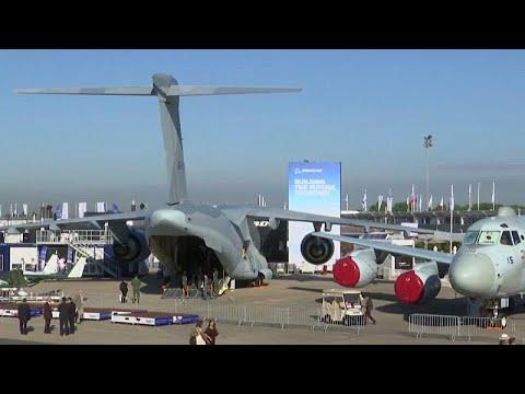 H Boeing και η Airbus στο φετινό Air Show του Παρισιού
