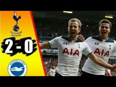 Tottenham vs Brighton 2-0 All Goals & Highlights - Premier League 13/12/2017
