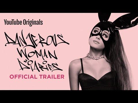 Ariana Grande: Dangerous Woman Diaries - Official Trailer
