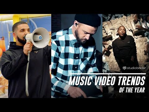 The Best Music Videos And Trends Of 2018