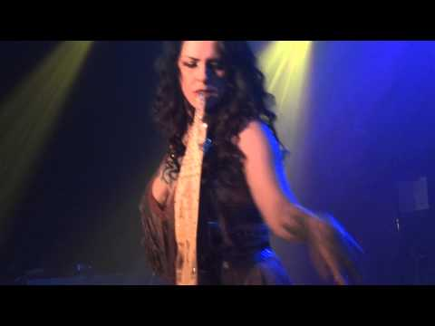 Dannie Diesel (Burlesque Le' Moustache) - Mannish Boy (Muddy Waters) @ Double Door  12/28/13