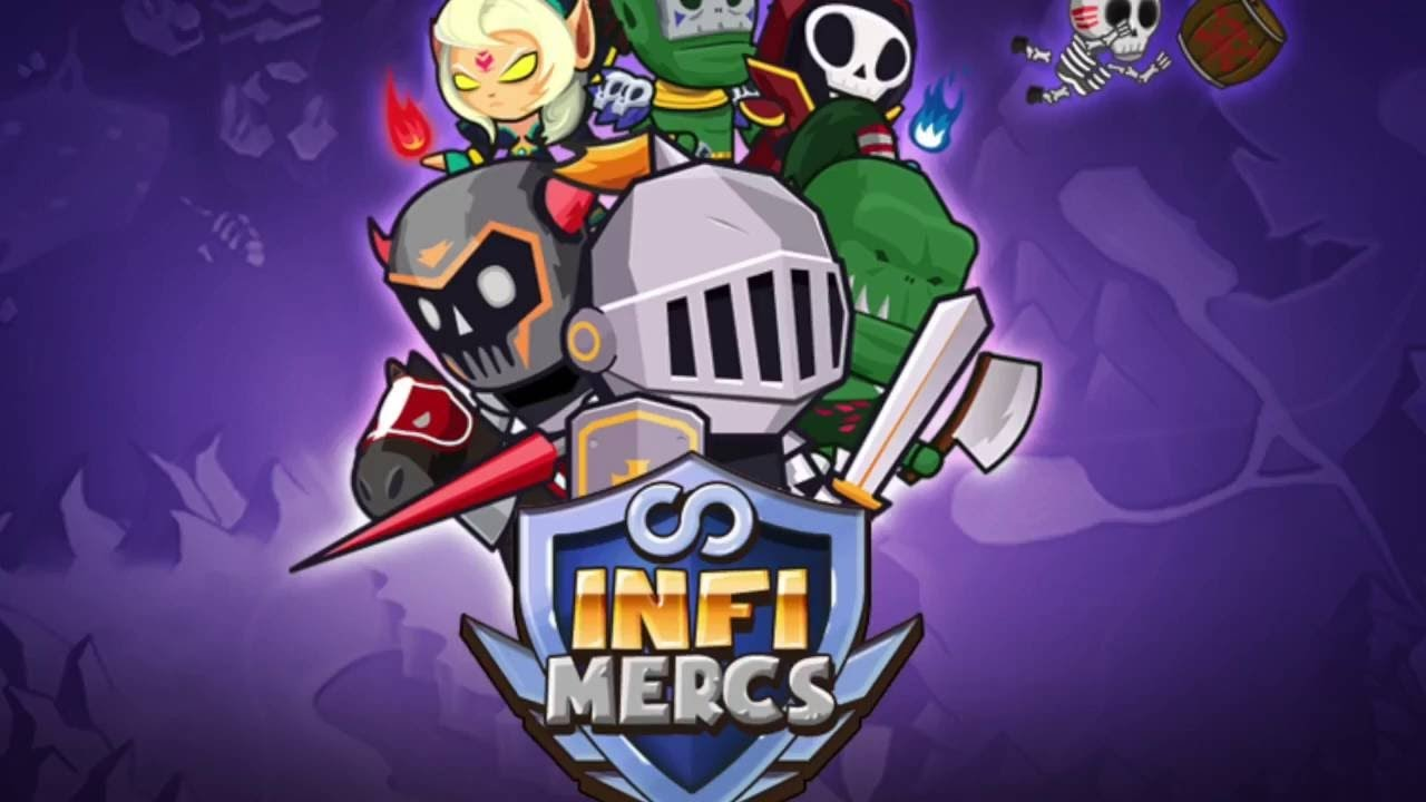 Infinity Mercs : Nonstop RPG