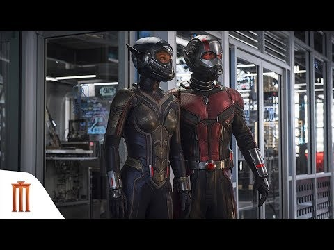 Ant-Man and The Wasp - Official Trailer 2 [ซับไทย]