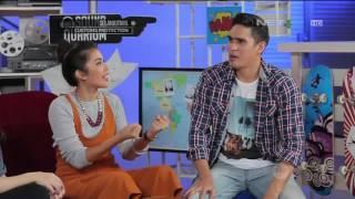 Joshua Suherman, Dea Ananda dan Tina Toon Cerita Project Save Lagu Anak - Qubicle Video