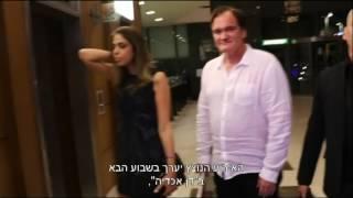 כל הפרטים על מסיבת האירוסין החגיגית של דניאלה פיק וקוונטין טרנטינו חדשות הבידור, ימי א'-ד' ב-19:30 ב-HOT בידור ישראלי וב-HOT VOD