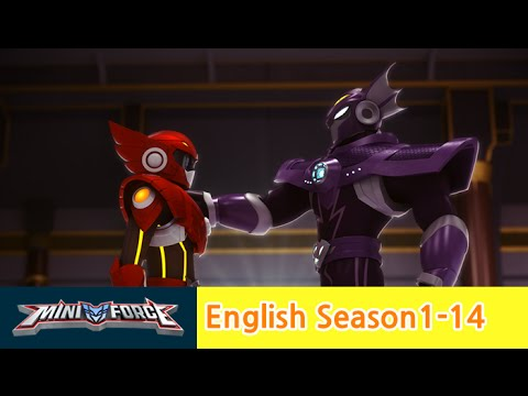 [English ver.dub ]MINIFORCE Season1 Ep14:Sammy's Betrayal (2)