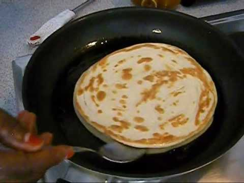 Mercy's Chapati Recipe