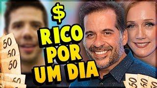 ATÉ QUE A SORTE NOS SEPARE 3 - Entrevistas com os atores do f...