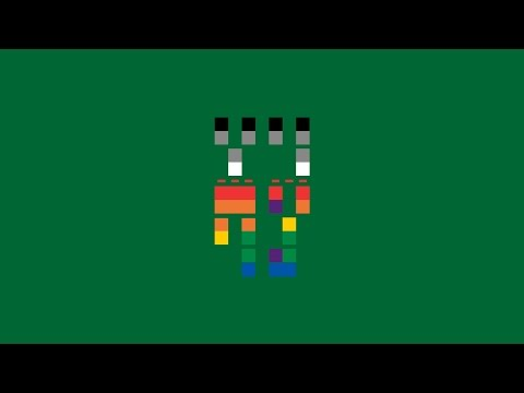 Coldplay - Fix You (Four Tet Remix)