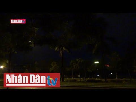 Tình hình thực tế cơn bão số 9 tại Quảng Nam
