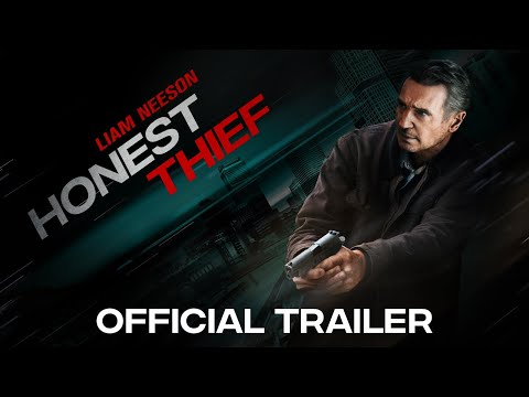 HONEST THIEF | Official Trailer | Now On Digital / Blu-Ray Dec. 29