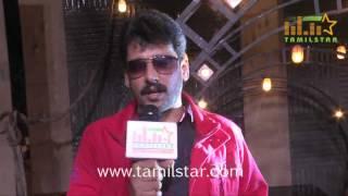Vidharth at Vizhithiru Movie Shooting Spot