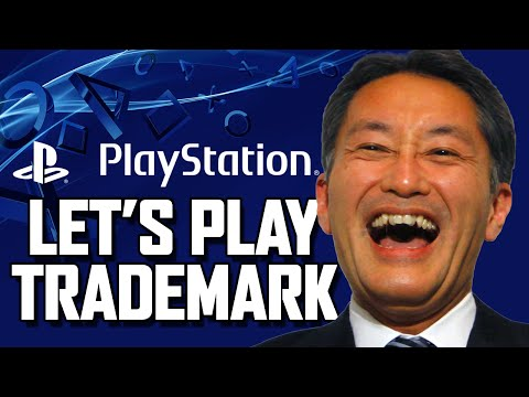 , title : 'Sony is Trying to Trademark Let's Play! WTF'