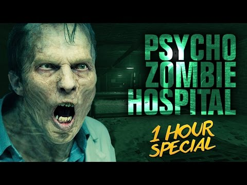 PSYCHO ZOMBIE HOSPITAL – 1 HOUR SPECIAL (Part 2) ★ Call of Duty Zombies Mod (Zombie Games)