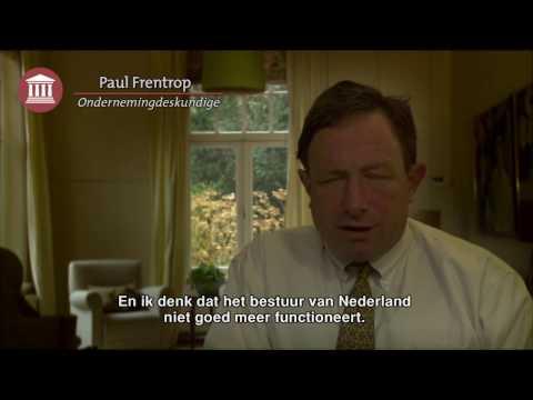 Paul Frentrop sluit zich aan bij Forum voor Democratie