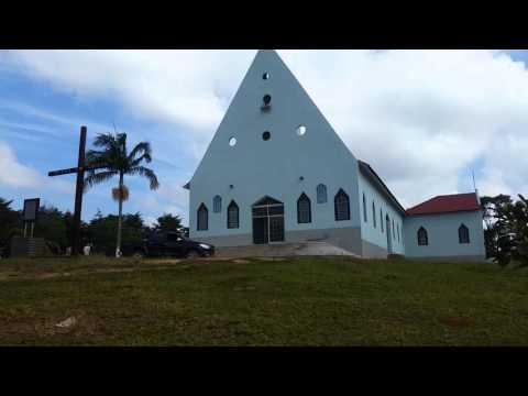 Igreja de Nossa Senhora Rainha da Obediência em São Domingos, Congonhal. MG