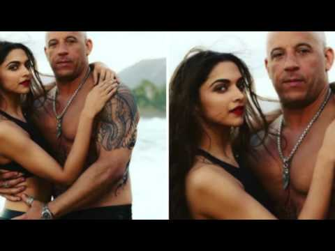 Video XXX The Return Of Xander Cage: Deepika Padukone's Pics with Vin Diesel is going viral download in MP3, 3GP, MP4, WEBM, AVI, FLV January 2017