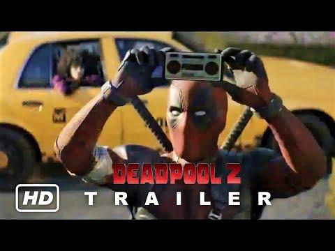 Deadpool 2 - Boombox TV Spot (New Deadpool Annoys Colossus Trailer)