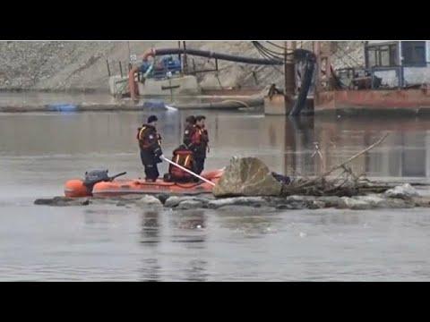 Νεκροί και αγνοούμενοι σε ναυάγιο στον ποταμό Έβρο