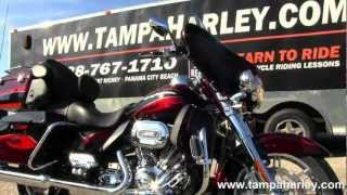 10. New 2013 Harley-Davidson FLHTCUSE8 CVO Ultra Classic Electra Glide Screamin' Eagle