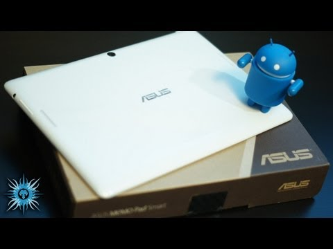 ASUS MeMO Pad Smart 10 Unboxing & Overview (Best Value Tablet?)