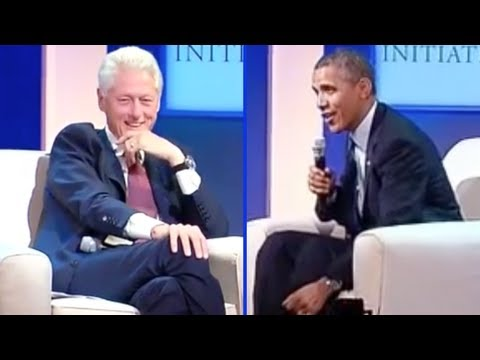 Bill and Barack Talk Health Care