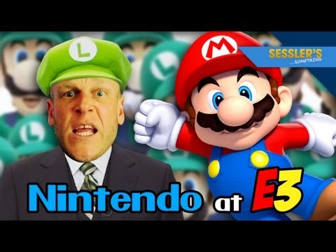 e3 - EMERGENCY SESSLER'S SOMETHING! With the news that Nintendo will no longer be holding their traditional Tuesday morning press conference at E3 2013, Adam just...