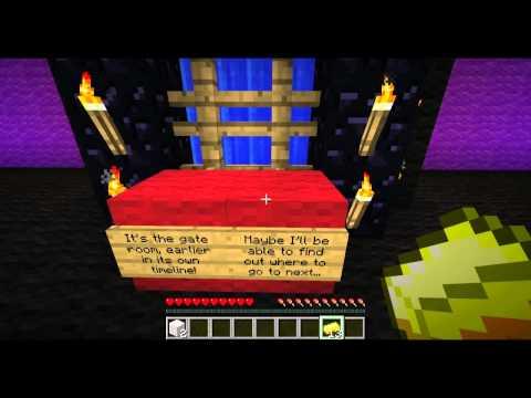Minecraft Custom Map - Paradox - (Part 1)