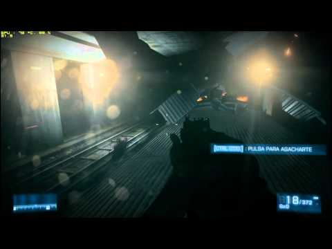 Video 8 de DirectX 11: Battlefield 3  gameplay con DirectX 11