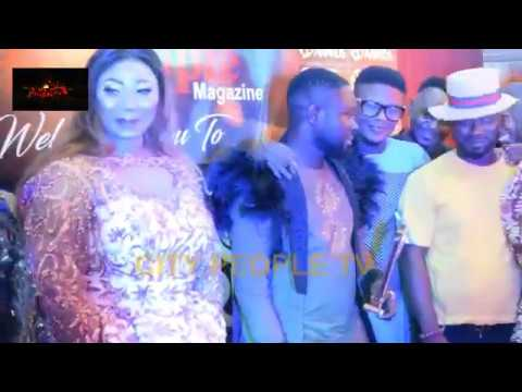 EMOTIONAL MOMENT: SEE HOW ITELE D'ICON WEPT @ CITY PEOPLE MOVIE AWARD 2019
