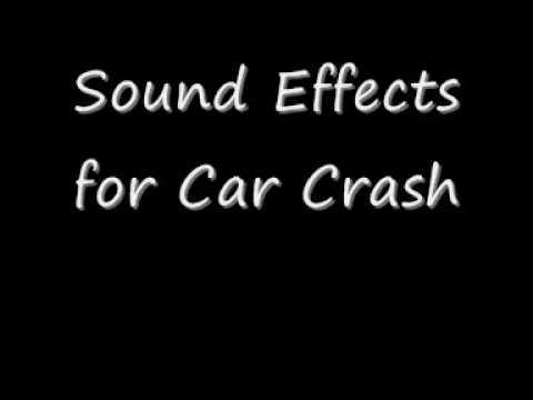 Car Crash Sound Effects