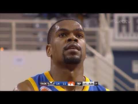 Basket League 2019-2020: ΠΑΟΚ – ΠΕΡΙΣΤΕΡΙ | 07/03/2020 | ΕΡΤ