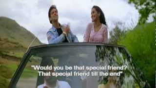 Mujhse Dosti Karoge (Eng Sub) [Full Video Song] (HD) With Lyrics - Mujhse Dosti Karoge