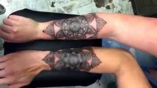 Tatouage Duo