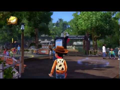 disneyland adventures - 720P gameplay of the Splash Mountain attraction Critter Country in Disneyland Adventures for the Xbox 360 Kinect. 14:01 I also go shopping at Pooh Corner to ...