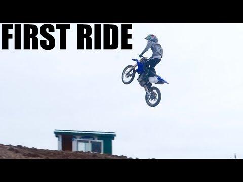 Kids First Ride on NEW YZ125 2 STROKE