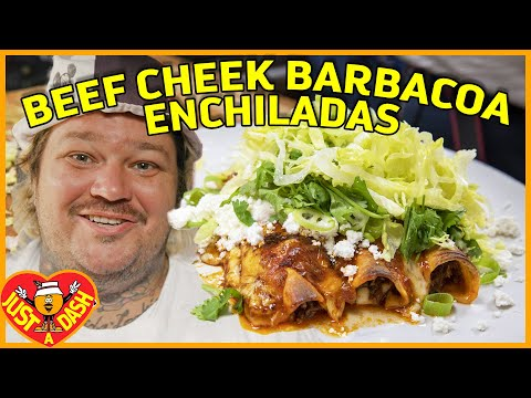 Beef Cheek Barbacoa Enchiladas | Matty Matheson | Just A Dash | S2 EP7