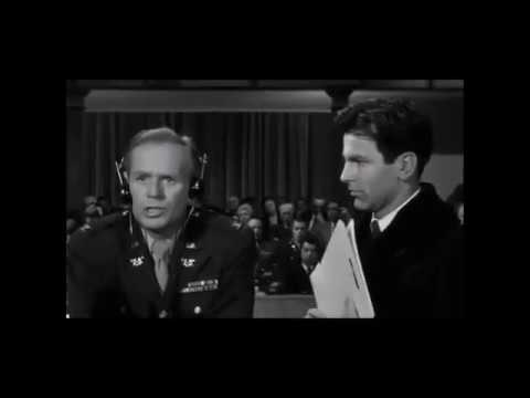 Montgomery Clift in Judgment at Nuremberg - Part 1/2