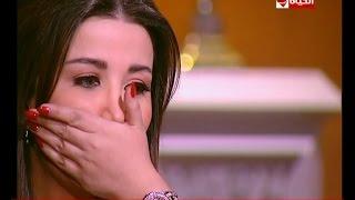 بوضوح - بكاء الممثلة السورية جيهان عبد العظيم على حال سوريا